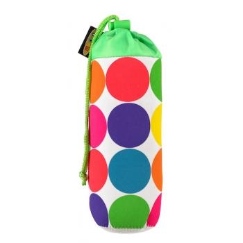 Bottle Holder_Green_Neon Dots_AC4028.jpg