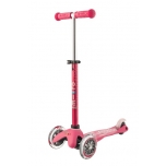 Laste kolmerattaline tõukeratas Mini Deluxe roosa