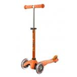 Laste kolmerattaline tõukeratas Mini Deluxe oranž