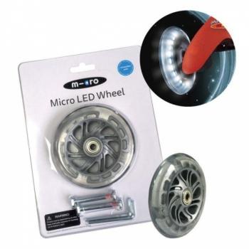 Ratas 120mm LED (Mini Micro), 2 tk