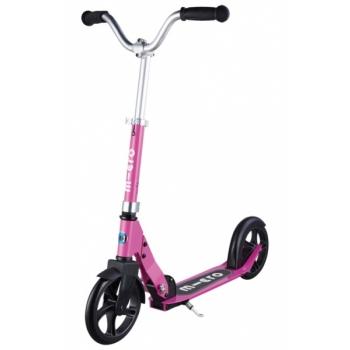 Tõukeratas Cruiser, roosa