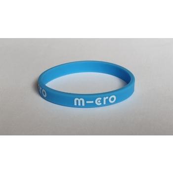 Micro käekumm silikoonist, sinine