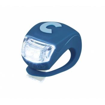Micro Deluxe LED rattatuli, tumesinine