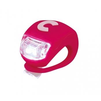 Micro Deluxe LED rattatuli, roosa