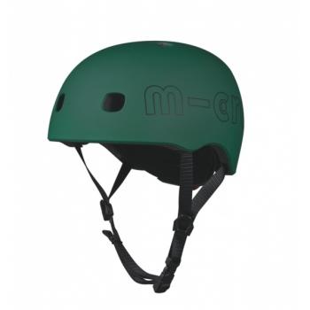 Micro Forest Green kiiver, M (52 - 56 cm)
