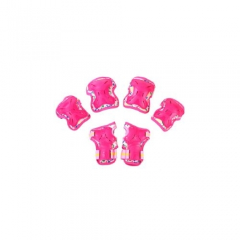 Micro kaitsmete komplekt, roosa M