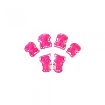 Micro kaitsmete komplekt, roosa S