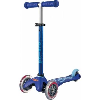Laste kolmerattaline tõukeratas Mini Deluxe sinine