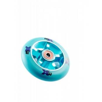 Micro ratas 100 mm sinine/roheline (MX Pro, Mx Park, Trixx, BSP)