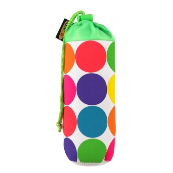 Bottle Holder_Green_Neon Dots_AC4028.jpg