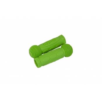 Käepide kummist roheline (Mini Micro, Maxi Micro, G-Bike)