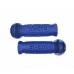 Micro käepide kummist, sinine (Mini Micro, Maxi Micro, G-Bike)