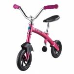 Micro G-Bike Chopper Deluxe jooksuratas, roosa