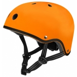 Kiiver (matt oranž), M (53-58 cm)