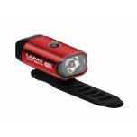 Lezyne Mini Drive 400XL LED esituli, punane