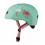 Kiiver PC Flamingo, S (48-52cm), karbis