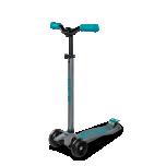 Micro Maxi Deluxe Pro tõukeratas, hall/aqua