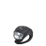 Micro Deluxe LED rattatuli, must
