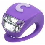 Micro Deluxe LED rattatuli, lilla