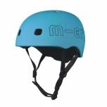 Micro Ocean Blue kiiver, M (52 - 56 cm)