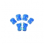 Micro kaitsmete komplekt, sinine L