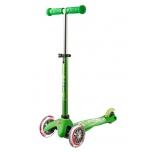 Laste kolmerattaline tõukeratas Mini Deluxe roheline