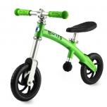 Micro G-Bike jooksuratas, roheline
