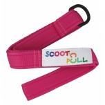 Micro Scoot & Pull tõmba ja vea rihm, roosa