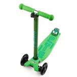Micro Maxi Deluxe tõukeratas, roheline