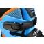 Micro Shaper laste rulluisud, sinine/oranž 29-32